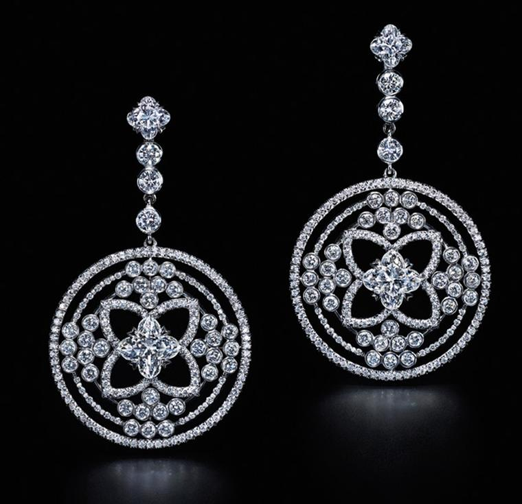 Louis Vuitton Les Ardentes earrings