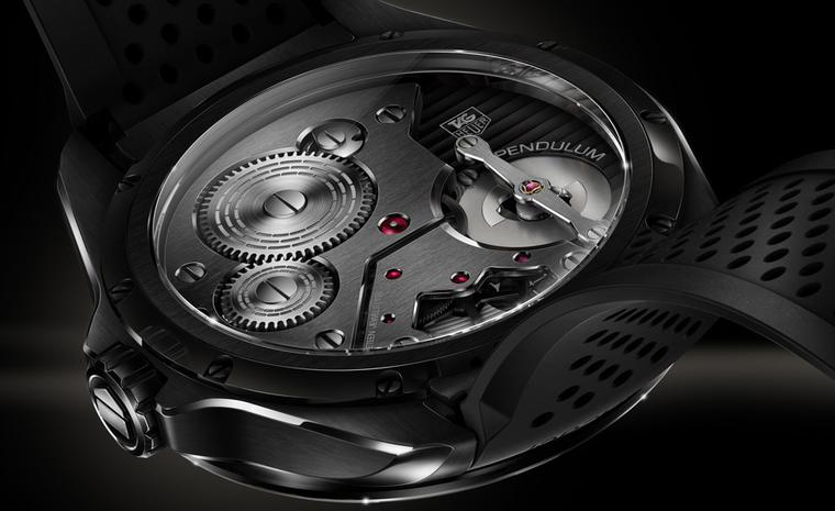 TAG Heuer Carrera Pendulum at Salon QP