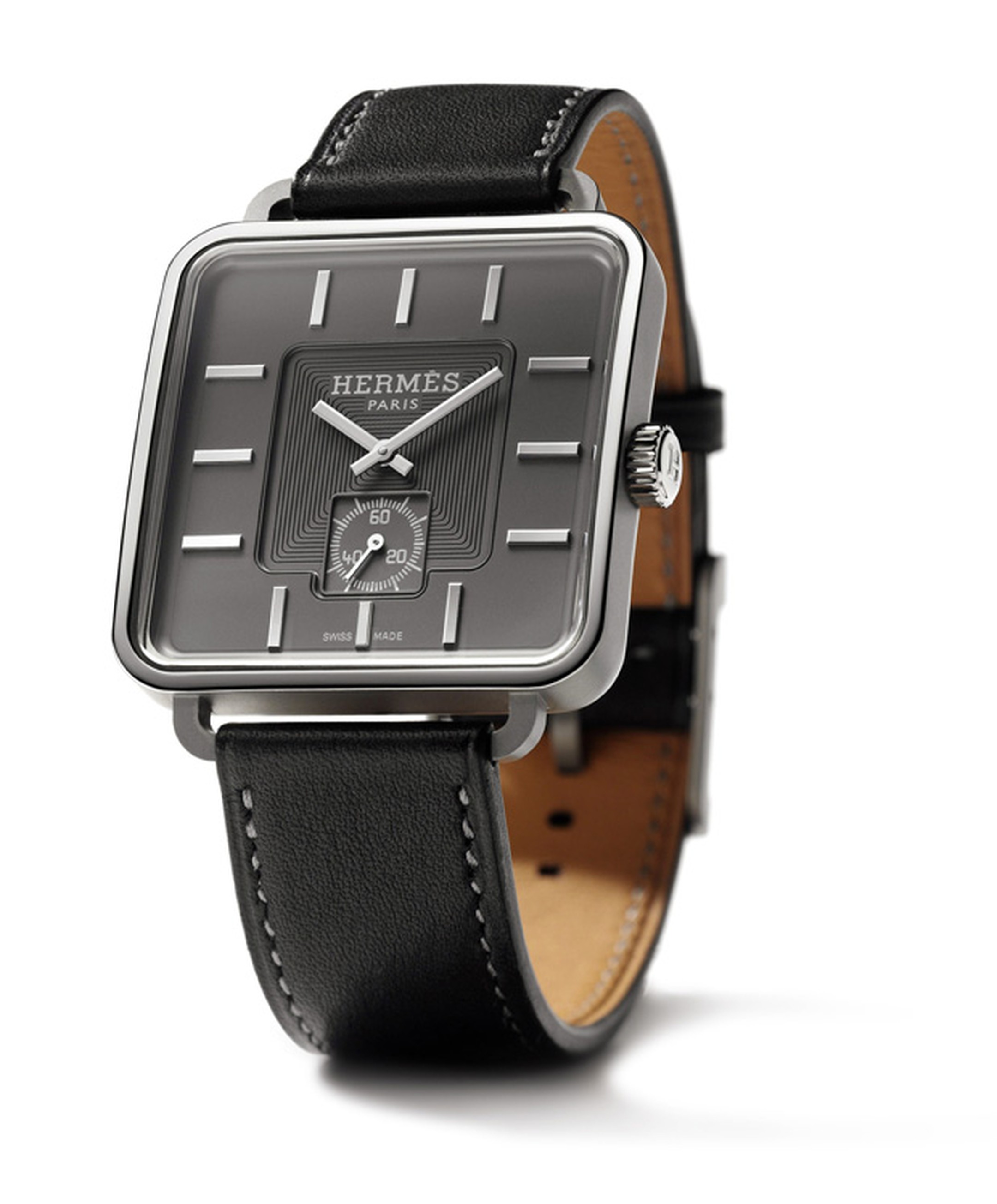 Hermès Carré H is about pared down aesthetics and clean lines