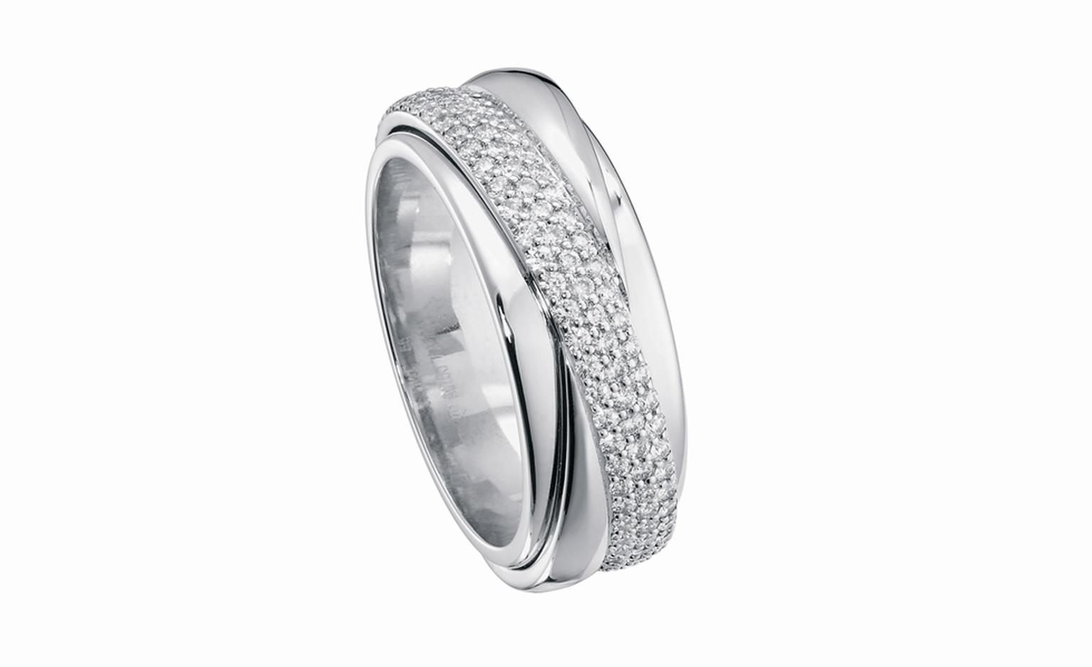 Piaget diamond band £3,060