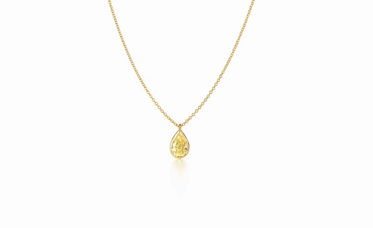 Tiffany & Co, Teardrop pendant from £1,525