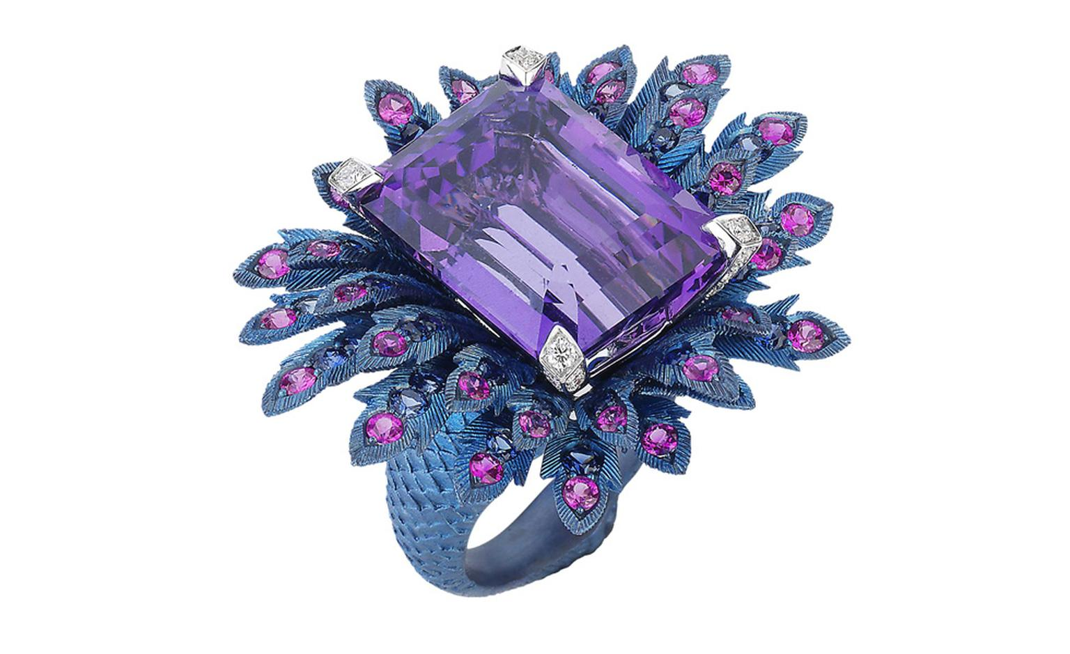 Stephen Webster Seven Deadly Sins Pride ring