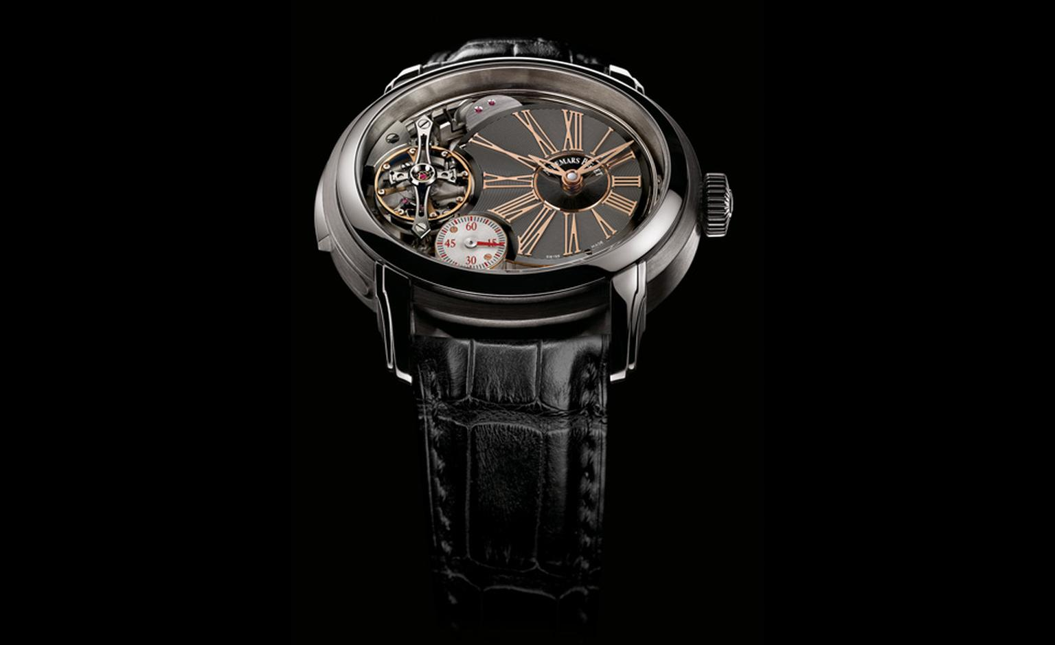 Audemars Piguet Millenary hand wound minute repeater for 2011