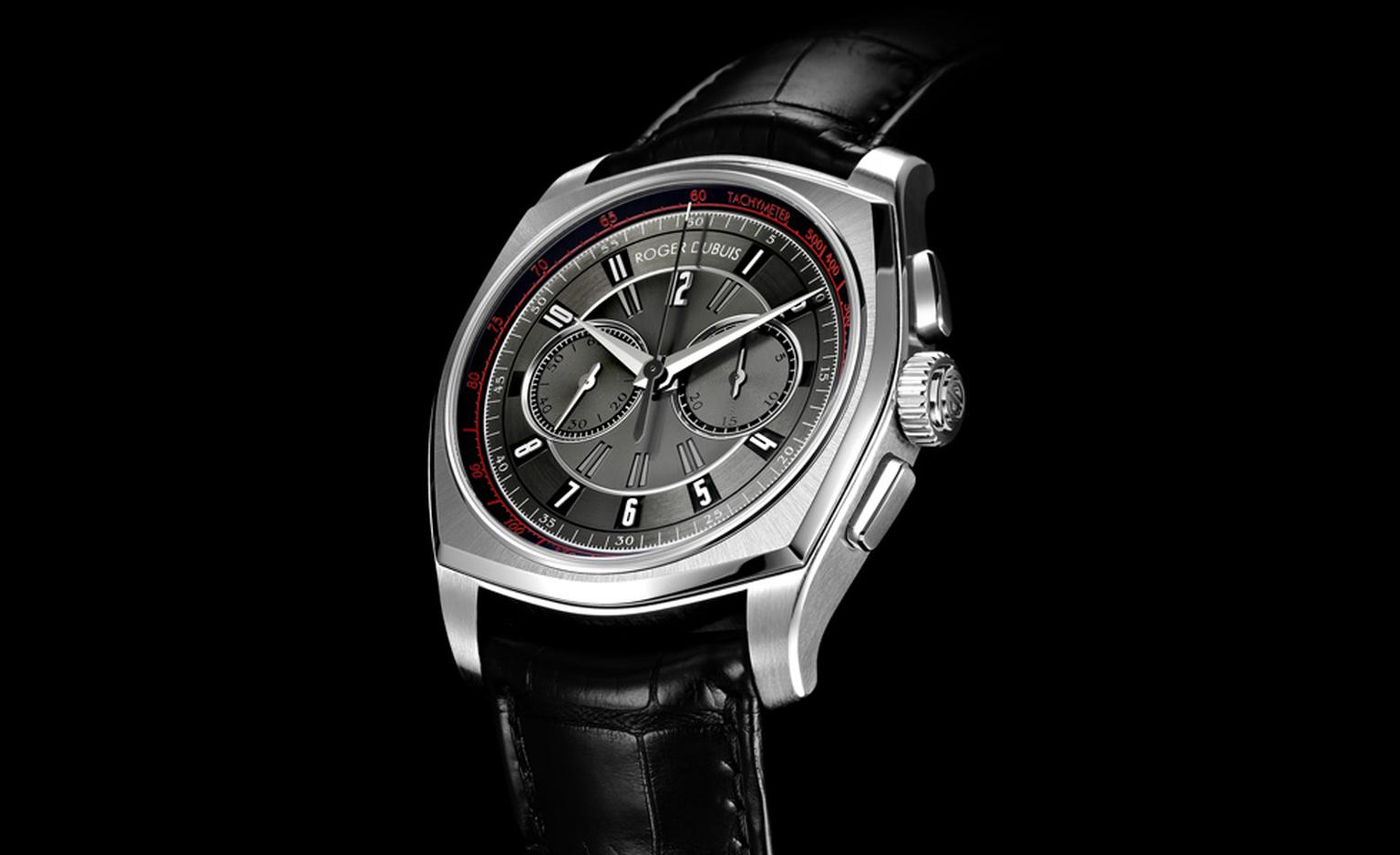 Roger Dubuis new Monegasque Chronograph will appeal to casino high rollers