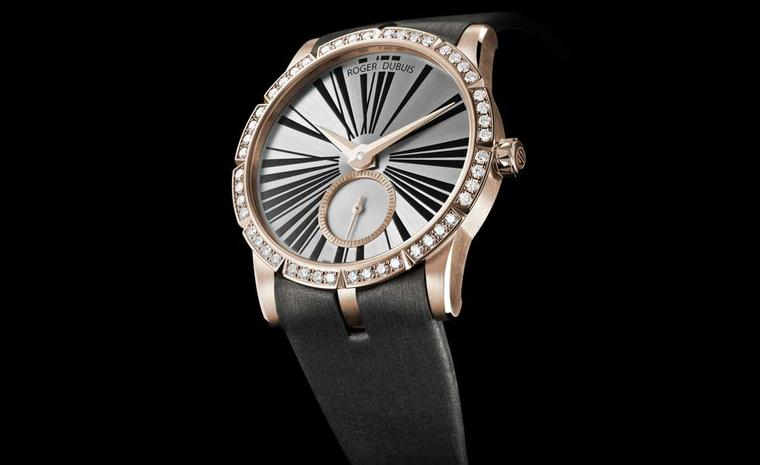 Roger Dubuis Excalibur Ladies' watch for 2011