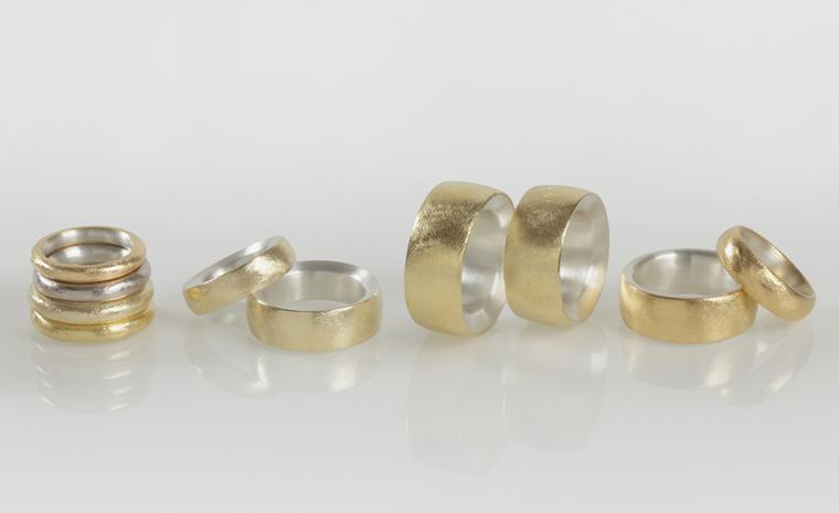 Josef Koppmann wedding rings