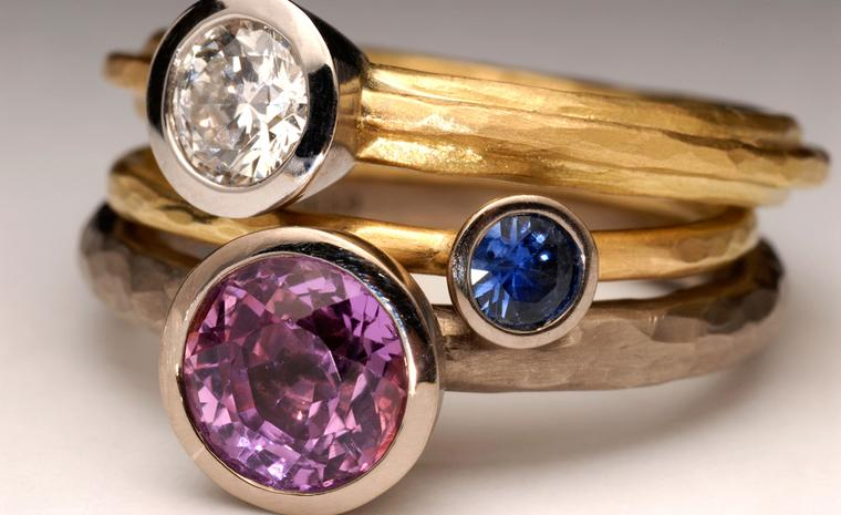 Rock Revival: alternative engagement rings