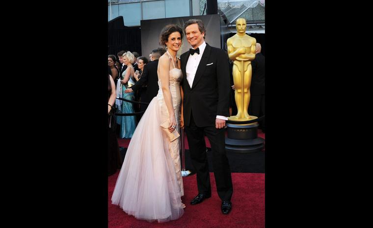 Livia First wore the first pair of earrings made from Fairtrade gold to be seen at the Oscars.