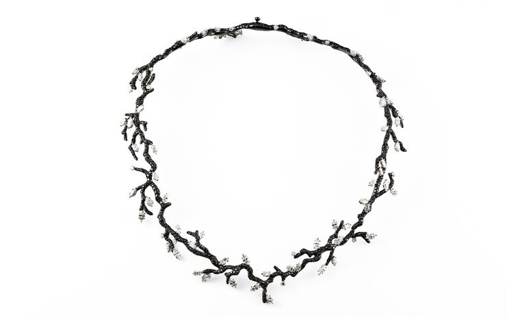 CINDY CHAO, The Art Jewel, Four Seasons Choker. ?86,200
