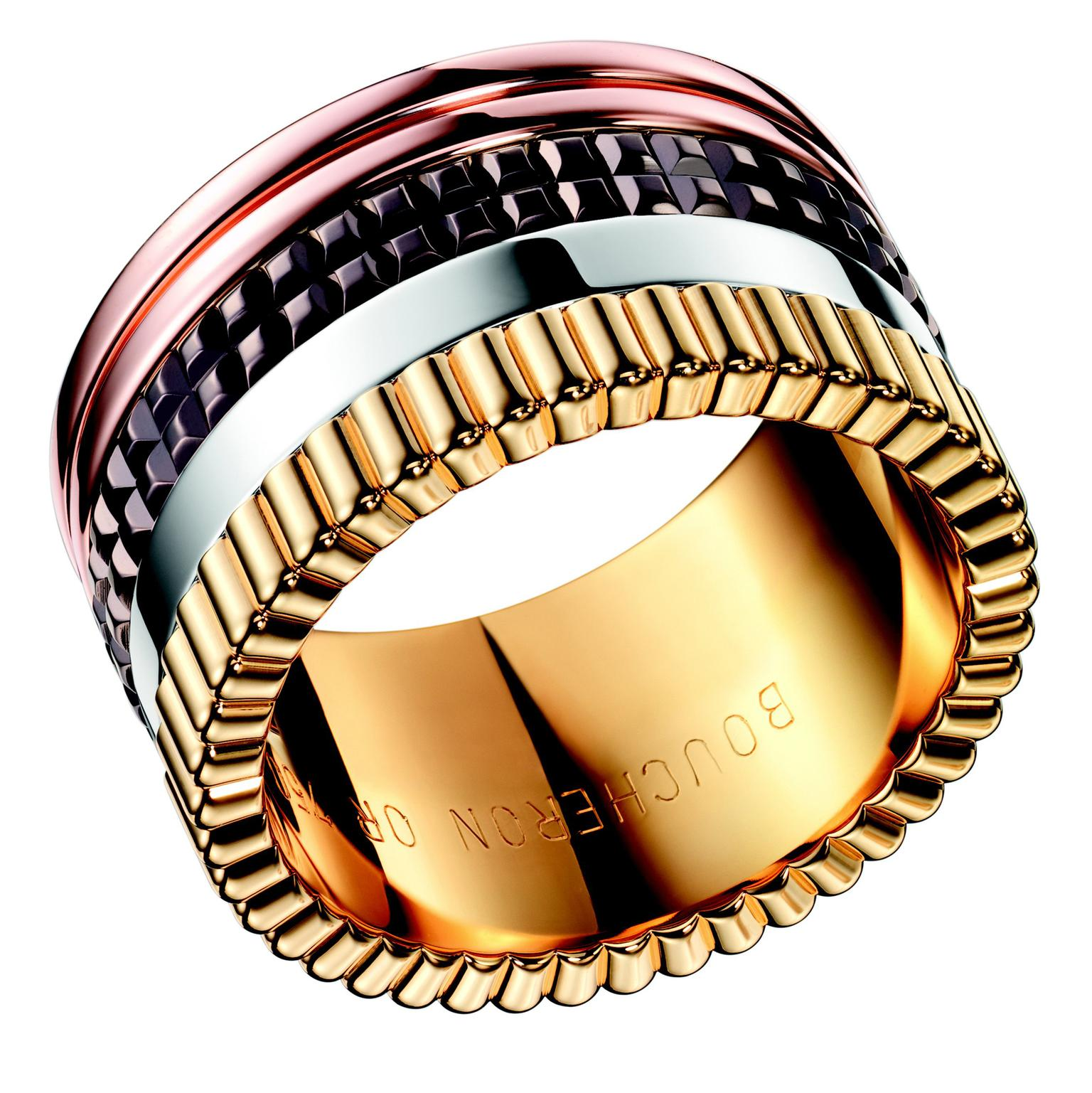 Boucheron Quatre Ring ZOOM