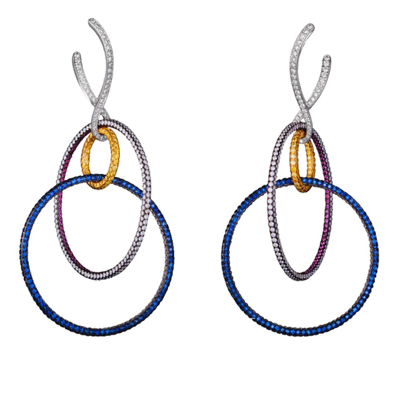 Carnet -earrings -ZOOM