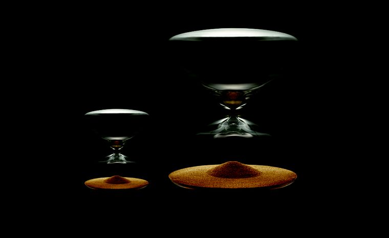 Ikepod Marc Newson's Hour Glass 2