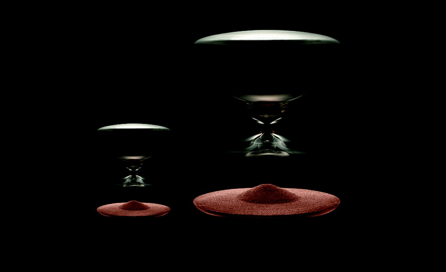 Ikepod Marc Newson's Hour Glass 3