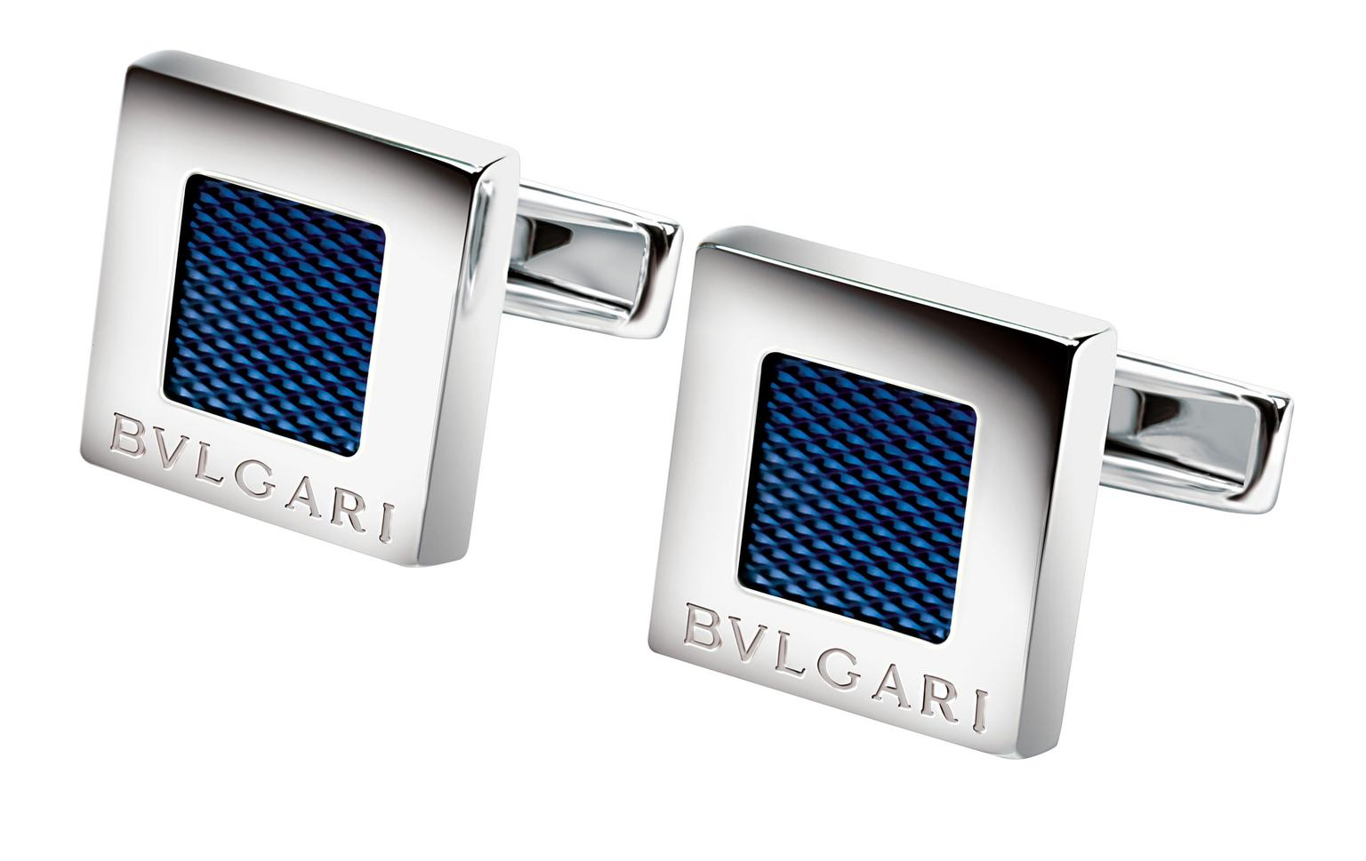 Bulgari -Cufflinks -ZOOM