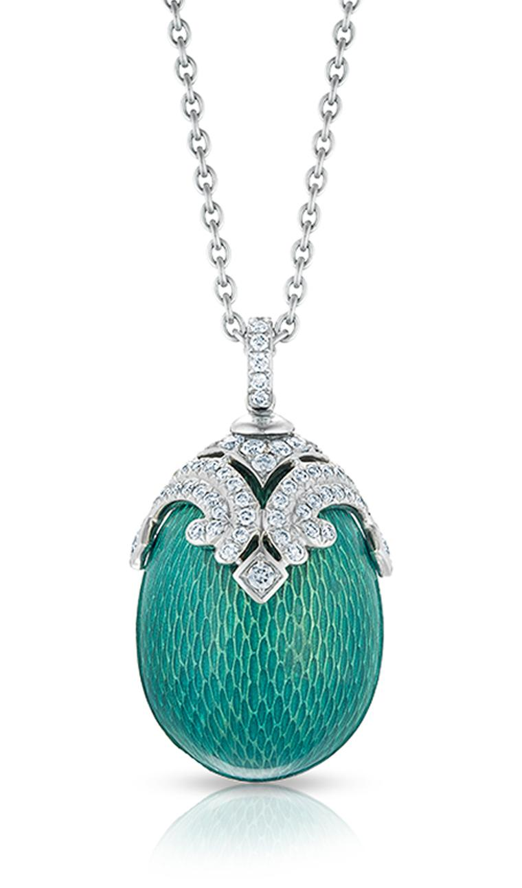 Faberge Pendant ZOOM