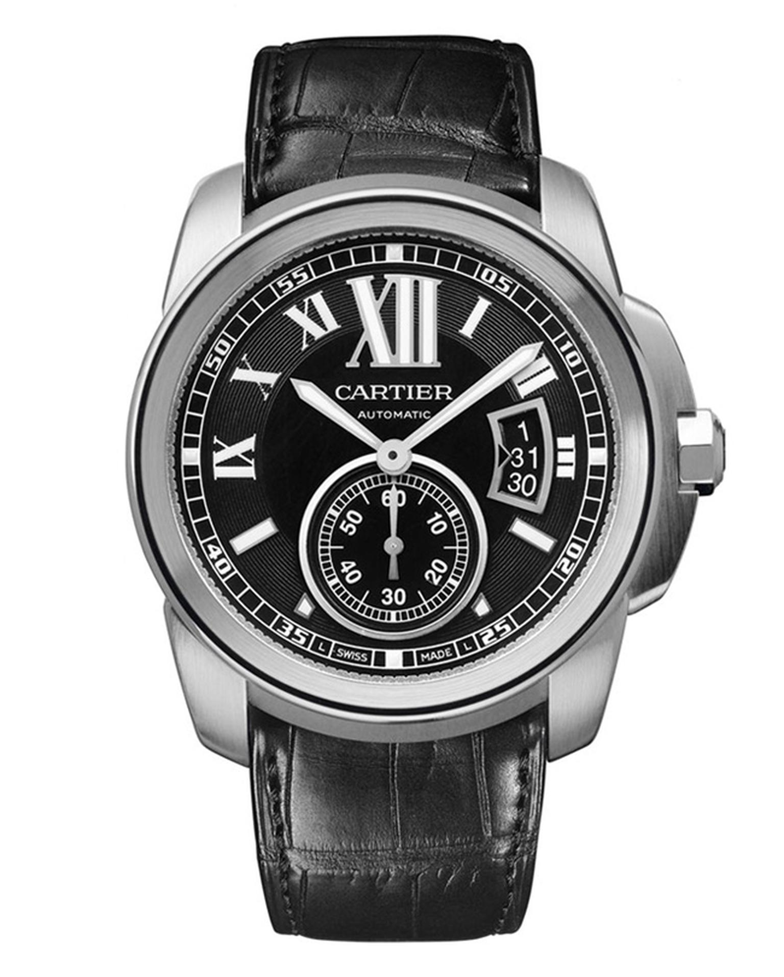 Cartier -Calibre -ZOOM