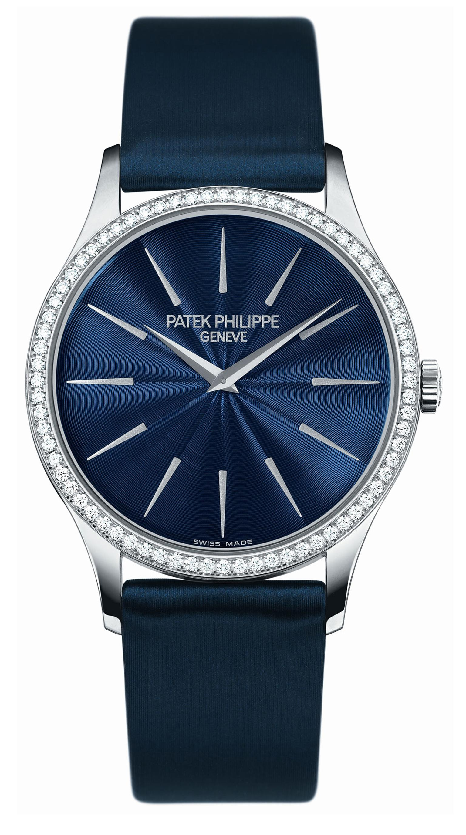 Patek Philippe Calatrava 4896G ladies watch