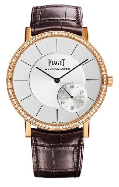 Piaget 43mm Altiplano in pink gold