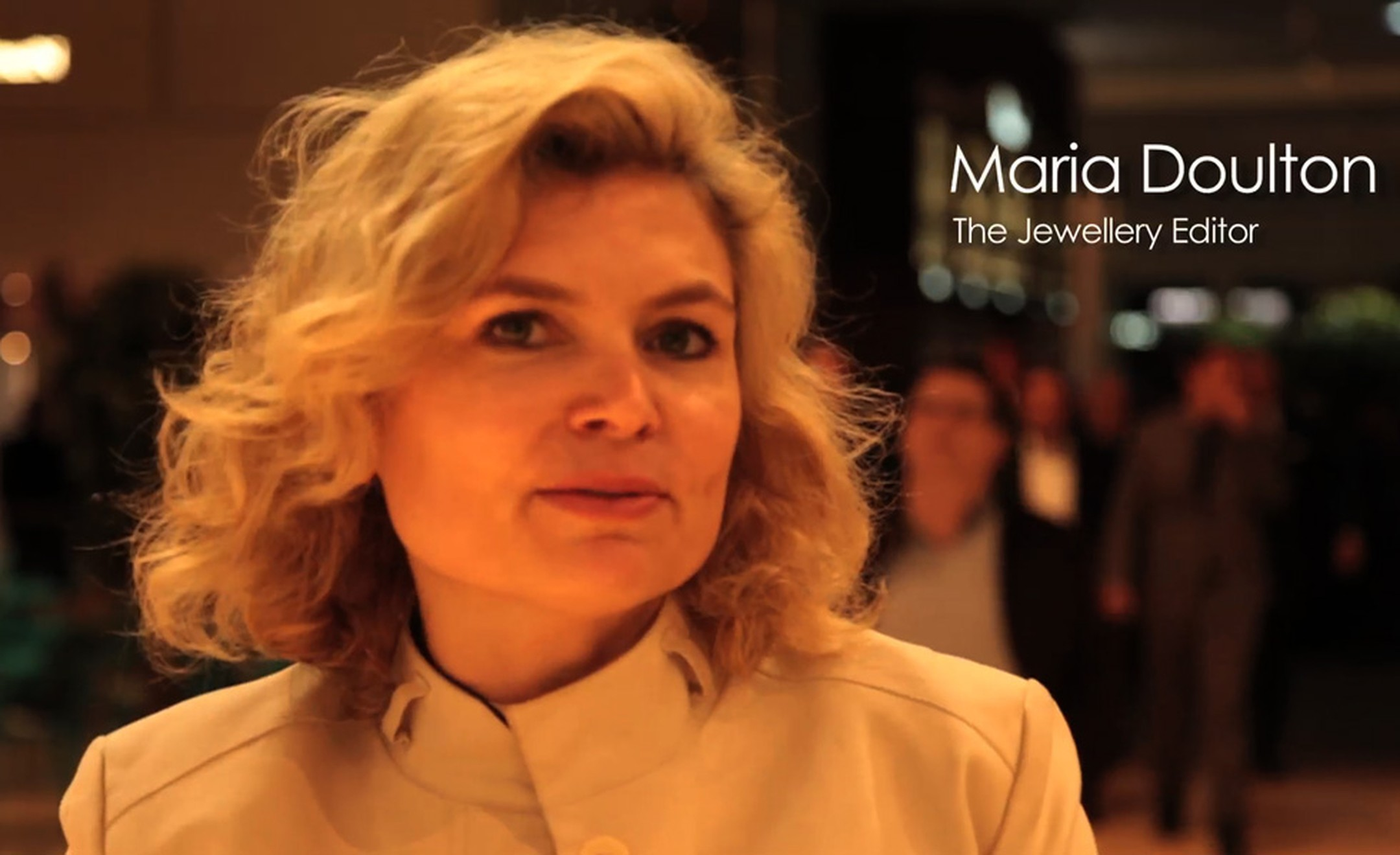 Maria Doulton, The Jewellery Editor, presents her videos of the best of BaselWorld 2011.