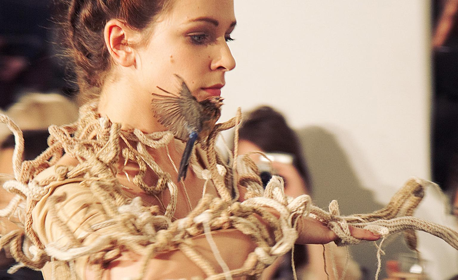 Central Saint Martins Sustainable Jewellery Show