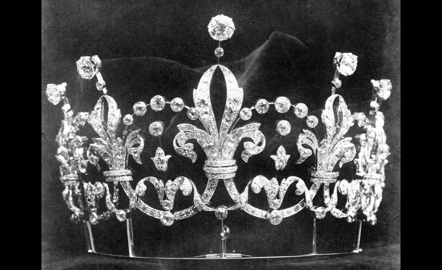 Lady Curzon Tiara by Boucheron 1898