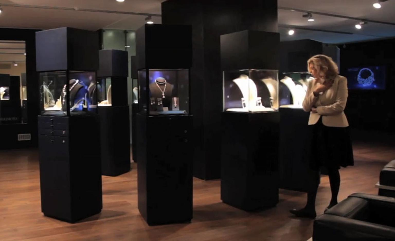 Mikimoto at BaselWorld 2011