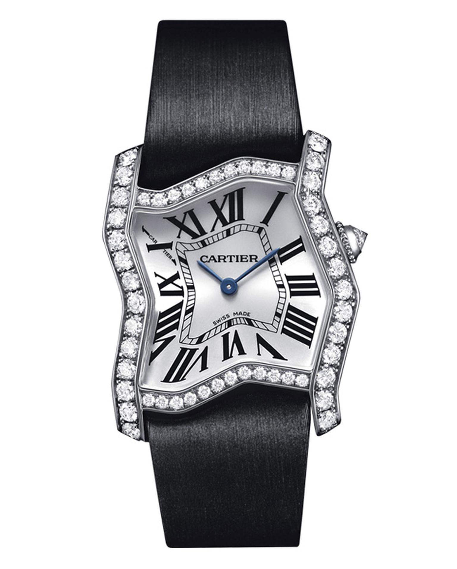 Cartier Tank Folle watch in white gold and diamonds_20130404_Main