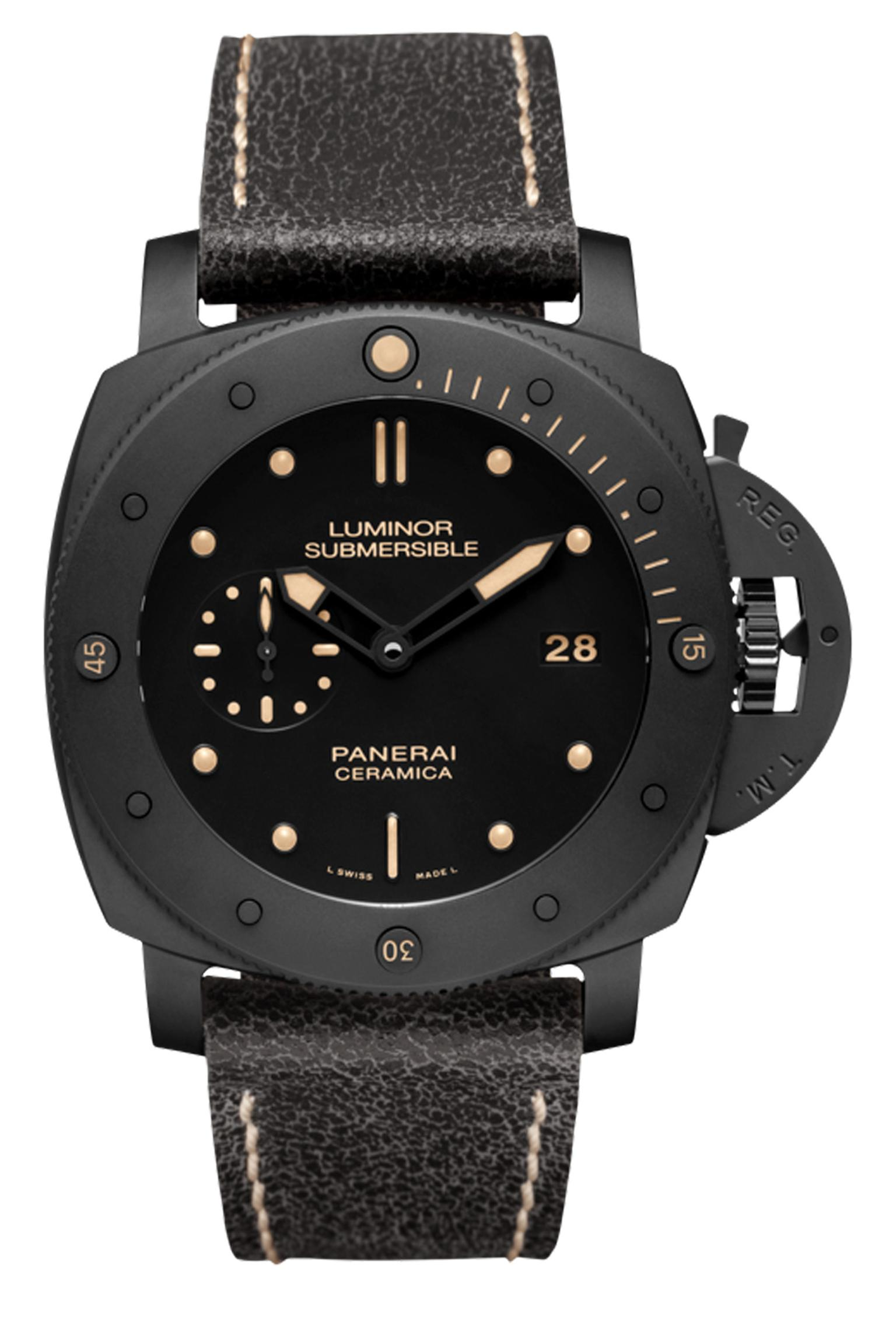 Panerai Luminor Submersible 1950 Ceramica watch_20130404_Zoom_1200
