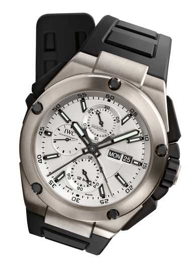 IWC Ingenieur Watch DoubleChrono_20130412_Zoom