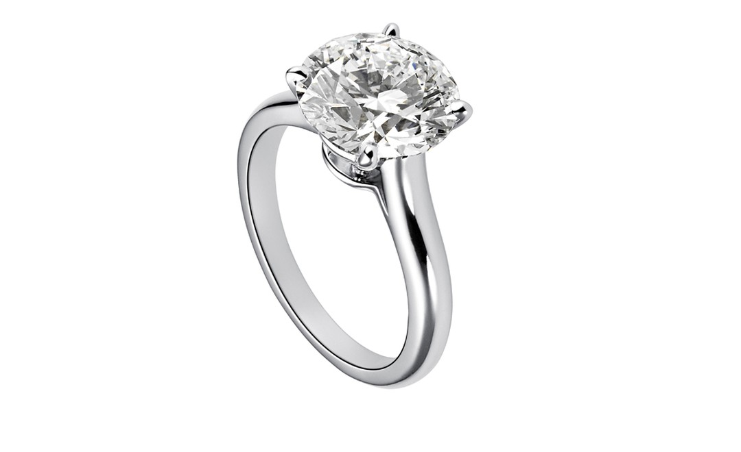 CARTIER, Set For You collection, solitaire ring. POA