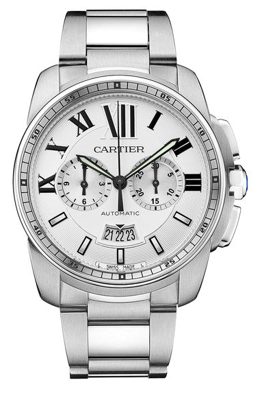Calibre de Cartier Chronograph watch_20130418_Zoom