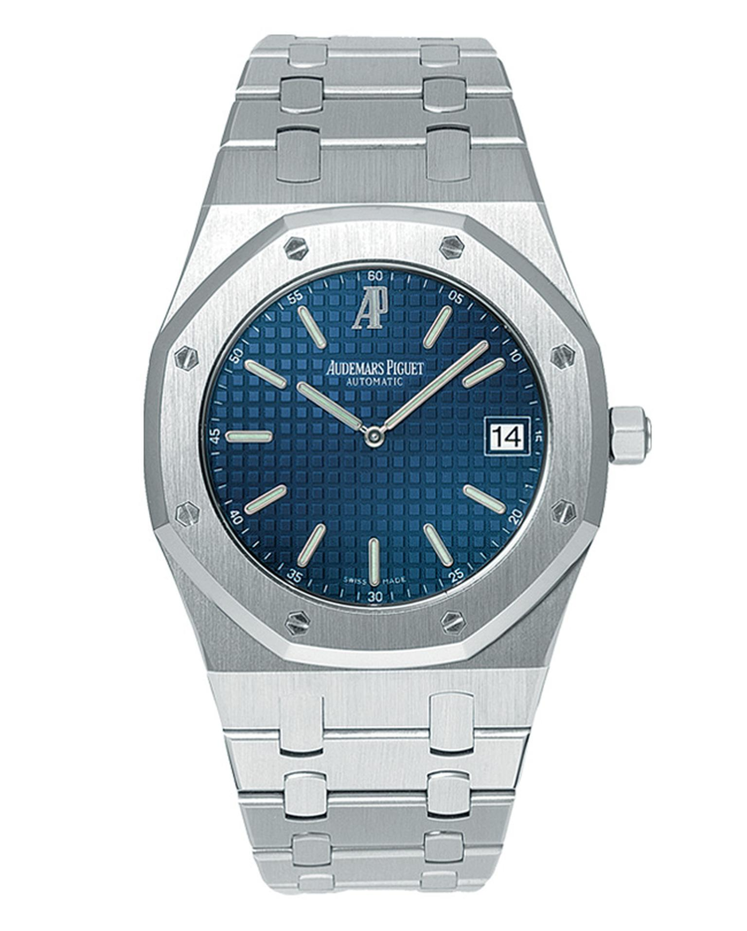 Audemars Piguet Royal Oak Selfwinding in stainless steel_20130425_Main