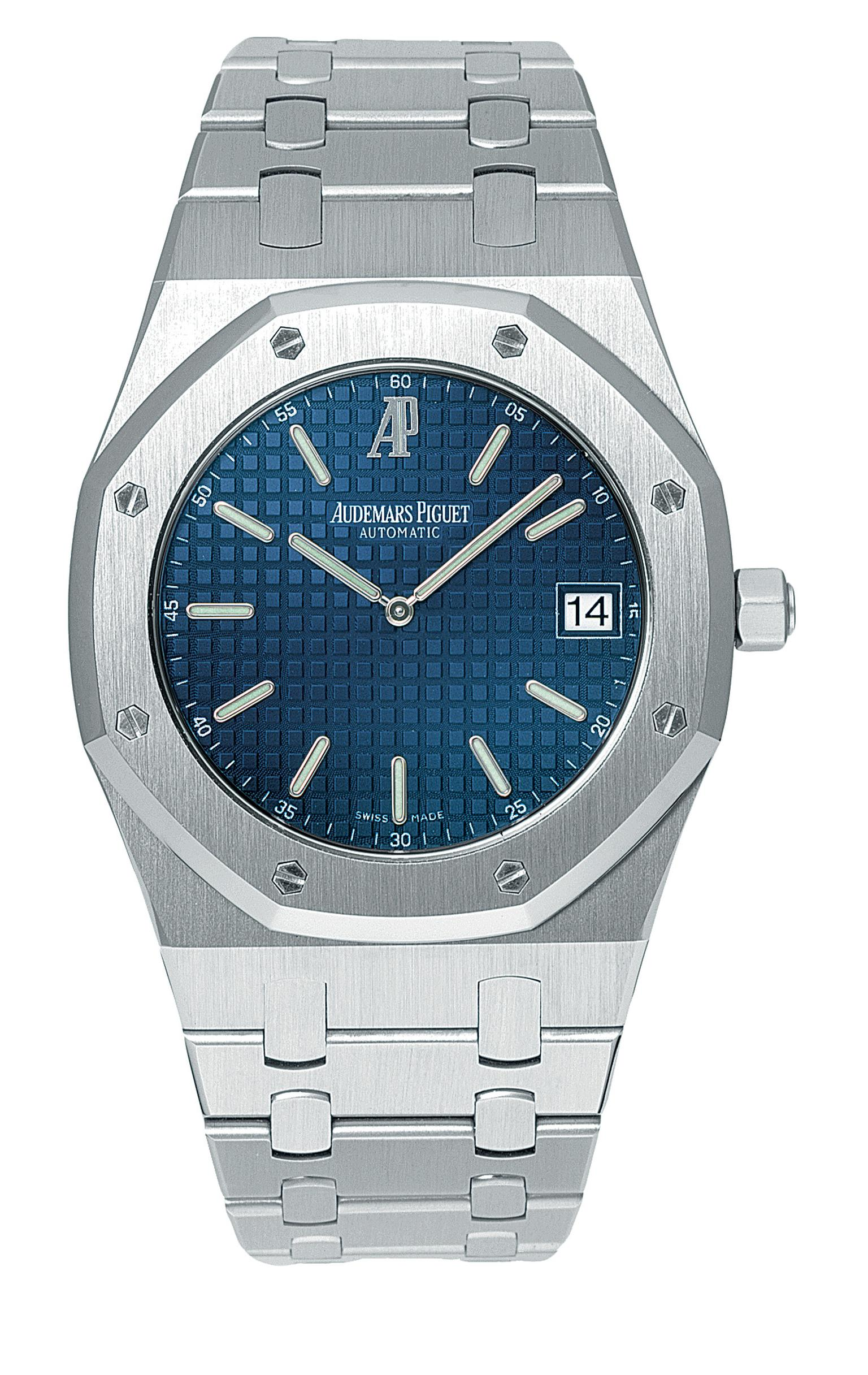 Audemars Piguet Royal Oak Selfwinding in stainless steel_20130425_Zoom