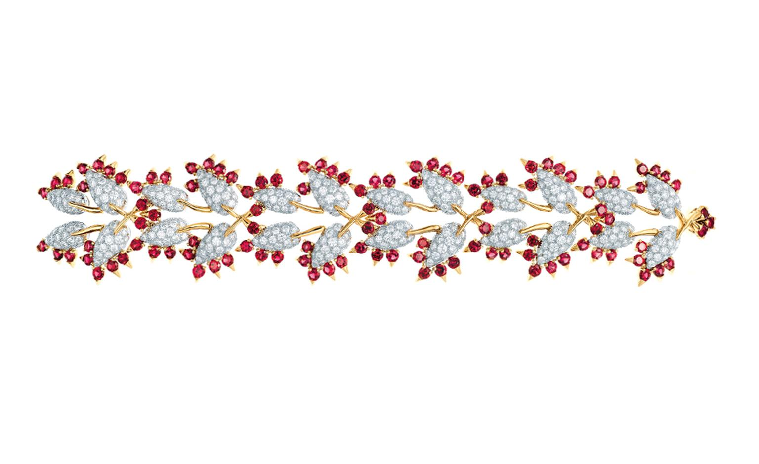 TIFFANY, Jean Schlumberger Conique Bracelet. Price from $98,000
