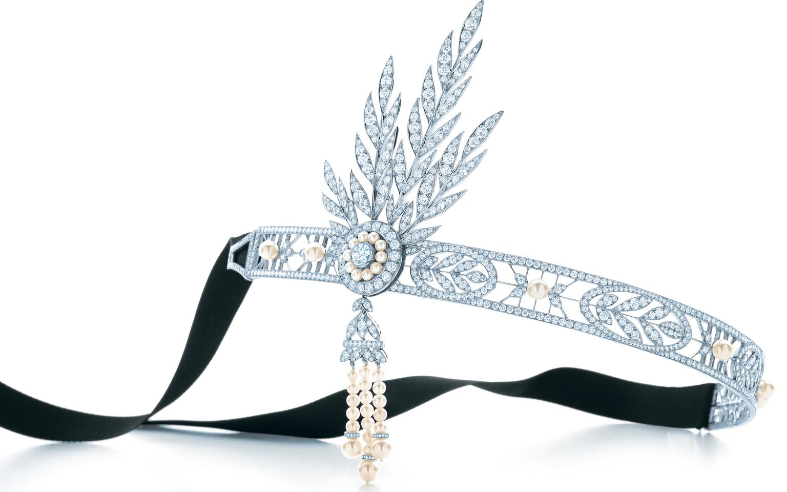 HP Great Gatsby tiara