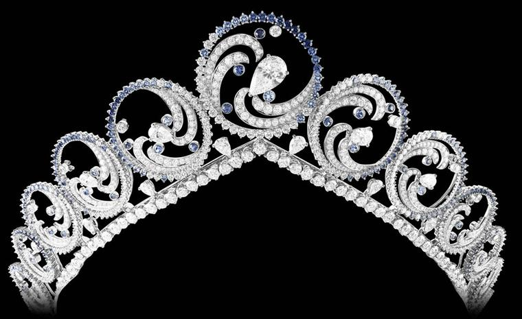 Van Cleef & Arpels:Prince Albert's gift to bride