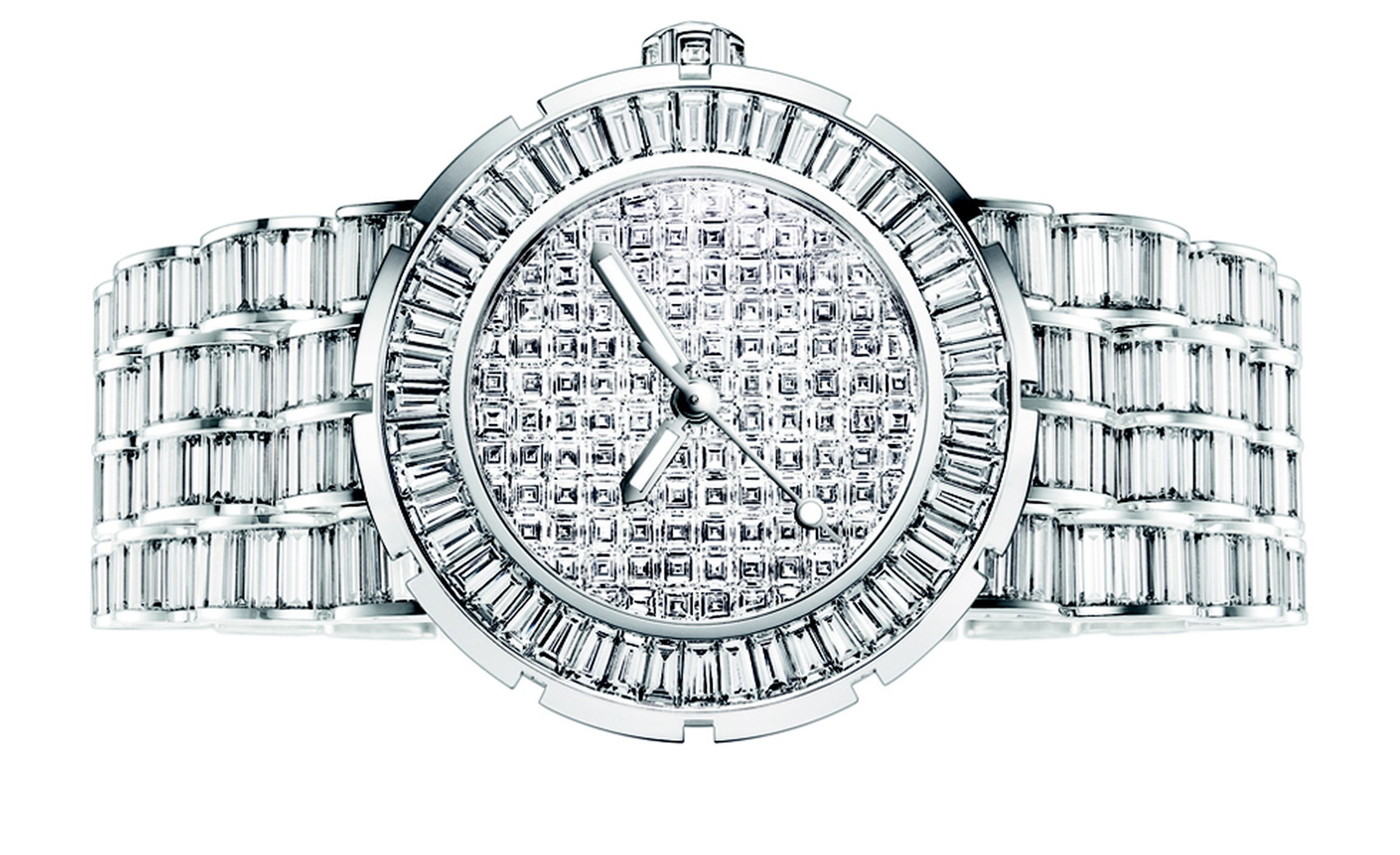 CHAUMET.  Class One high jewellery watch. POA
