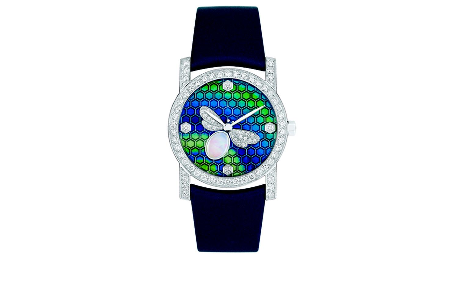 CHAUMET. Attrape moi si tu m'aimes Watch in white gold. POA