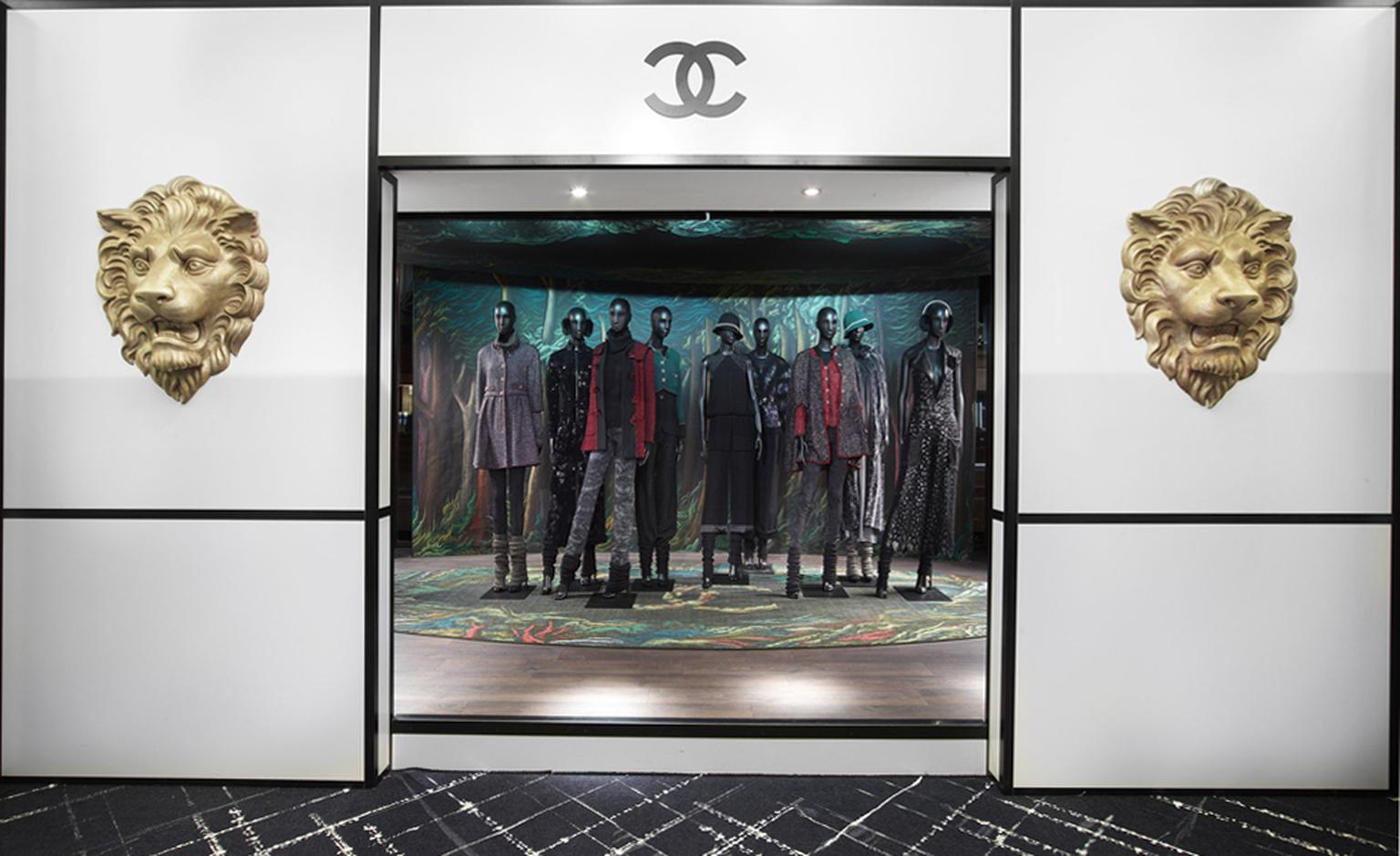 CHANEL: HARRODS Boutique