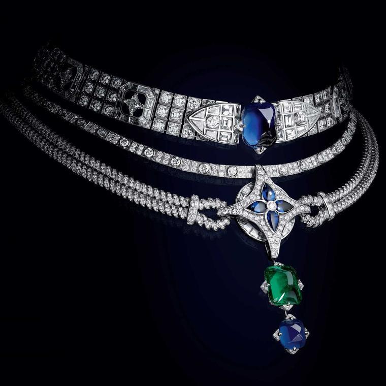 Louis Vuitton Bravery Le Mythe necklace