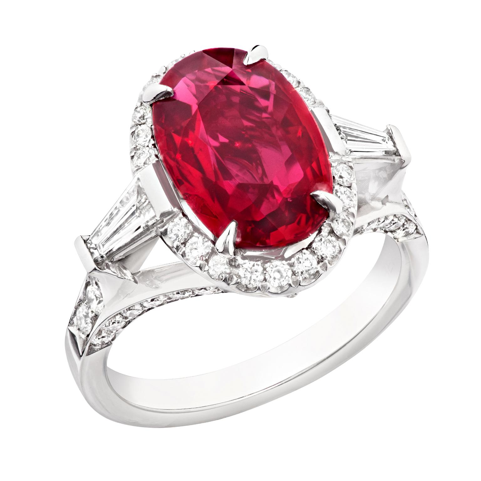 What ring should Prince Harry propose to Meghan with