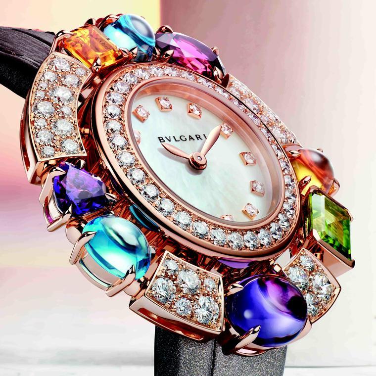 Diva's DreamAstrale watch by Bulgari.