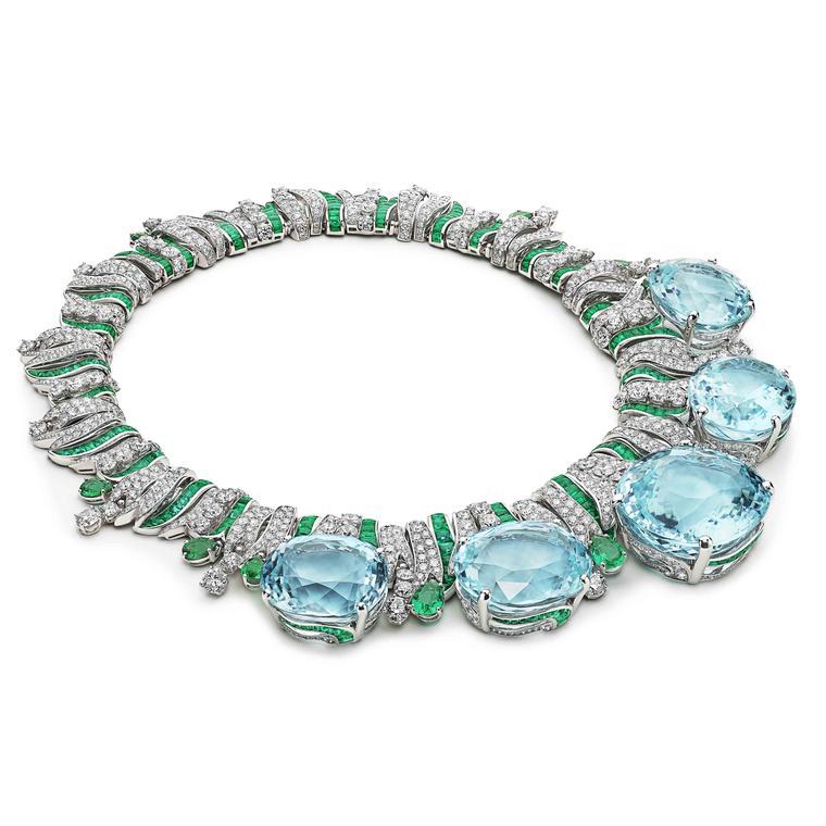 Mediterranean Queen necklace by Bulgari