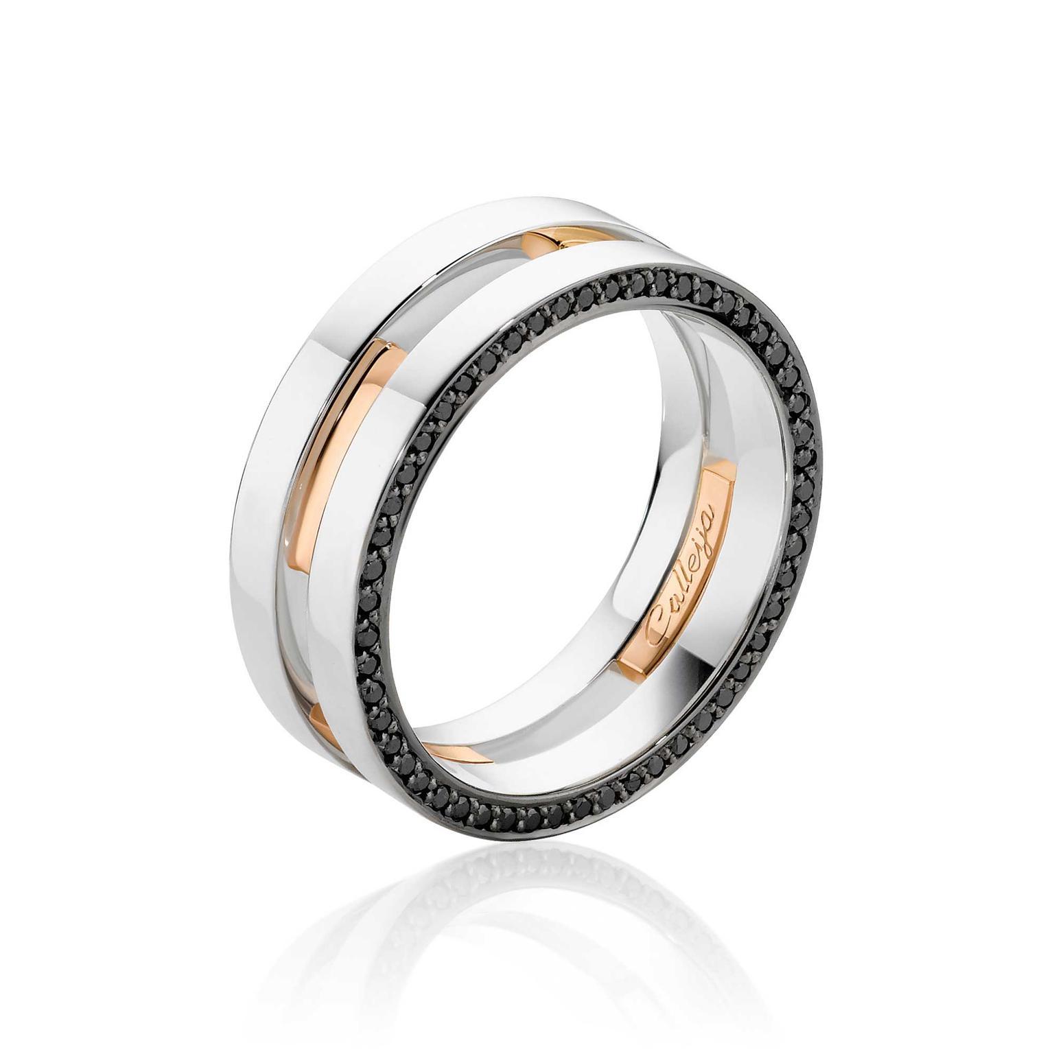 Luxury David Yurman Men's Wedding Rings