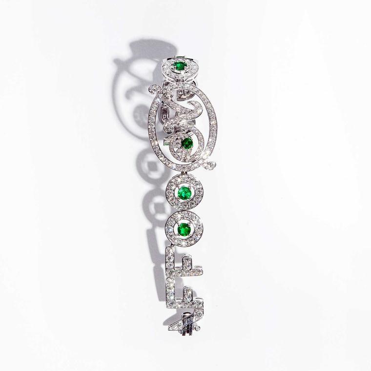 Nigora Tabayer Eye Collection bracelet