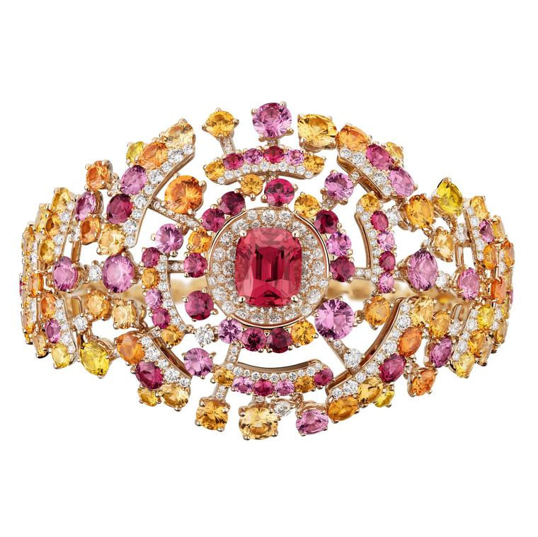 Chanel Collection No 5 BLUSHING SILLAGE bracelet