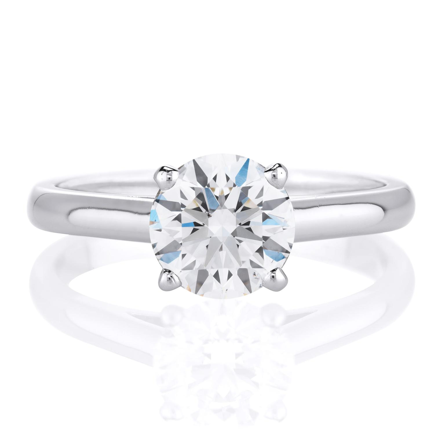 Should I a 1 carat diamond engagement ring or 2 carats