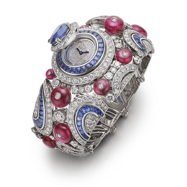 MAGNIFICA Celestial Sky high-end watch by Bulgari