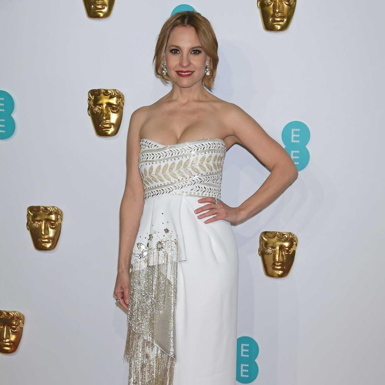 Marina de Tavira Bulgari jewels BAFTAs 2019