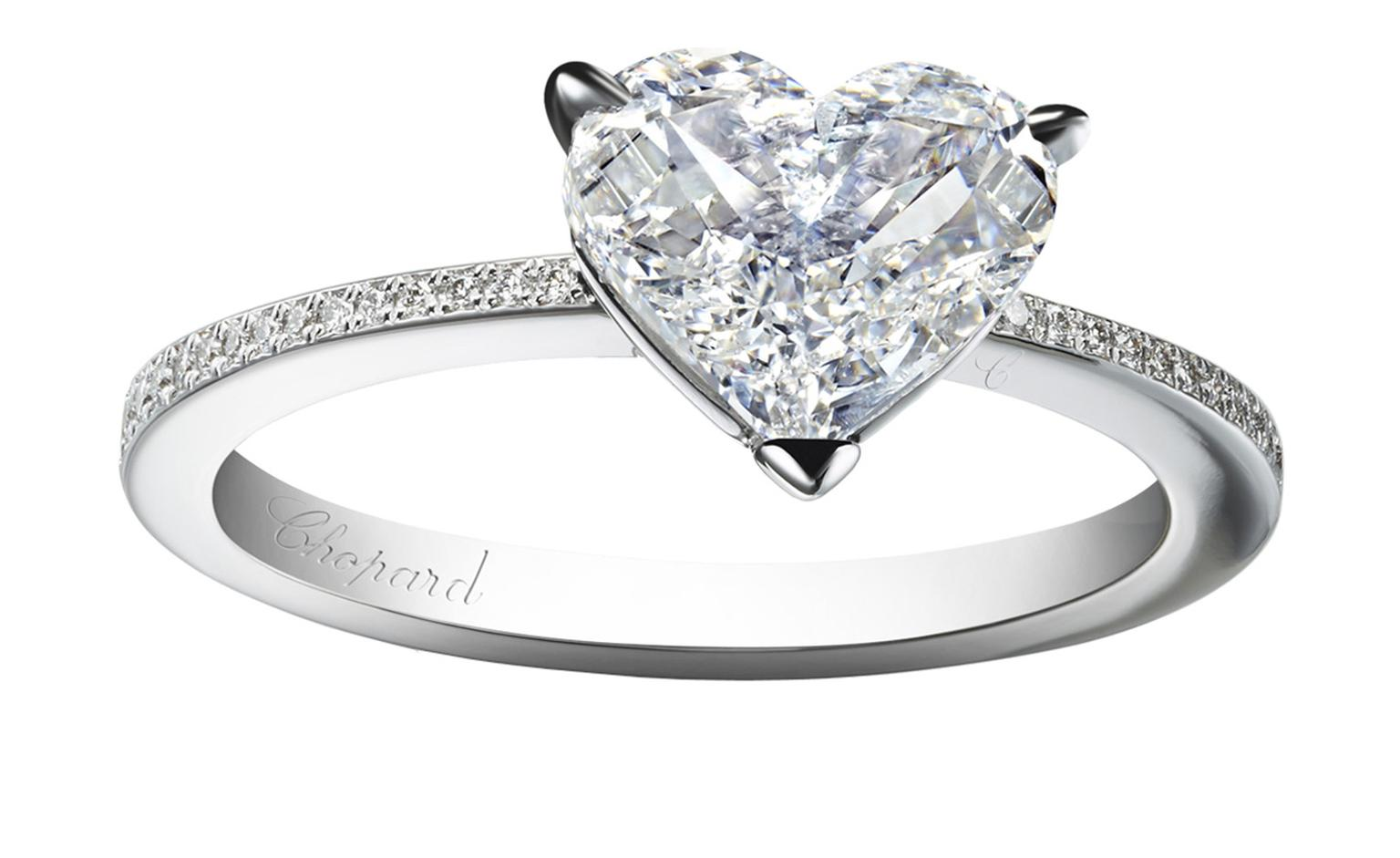 diamond heart enement ring tiffany co the jewellery editor - Heart Wedding Rings